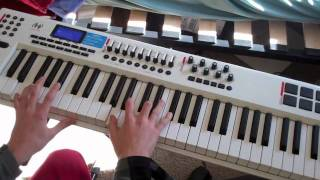 Gap Band | Early In The Morning | Keyboard Tutorial