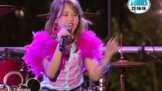"Lucía Gil - Two Stars (My camp rock ""Jam final"") -Letra"