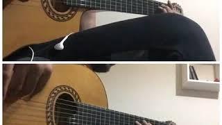 Leyla ile Mecnun fon müziği gitar