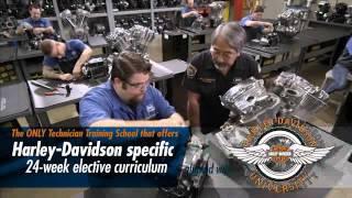 Motorcycle Mechanics Institute Program Overview