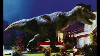The Lost World Jurassic Park Bull T-Rex Sound Effects