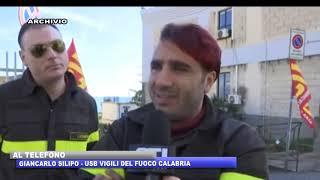 USB CALABRIA: SEMPRE PIU' CRITICA LA SITUAZIONE DEI VIGILI DEL FUOCO