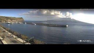 [Timelapse] Horta @ Azores - 08-12-2015 | SpotAzores Webcams
