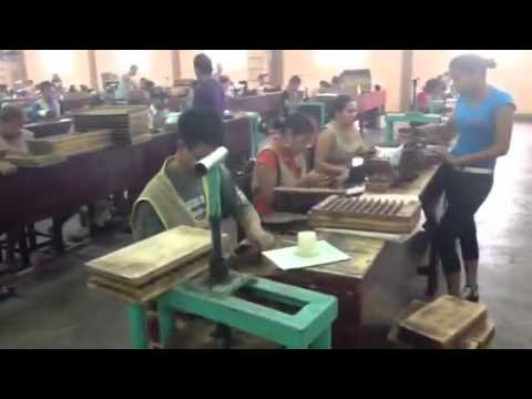 Nicaragua Trip Part 27: The Rolling Room at My Father Cigars