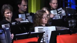 I will follow him - Akkordeon-Jugendorchester Destedt e.V. im Juli 2014