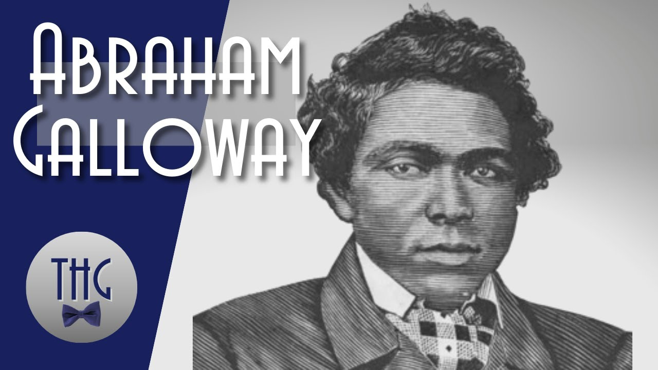 Abraham Galloway, Spy for the Union