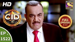 CID - Ep 1522 - Full Episode - 19th May, 2018 width=