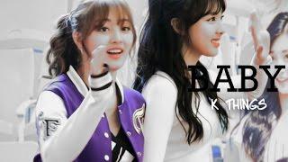 MULTIFEMALE   Kpop Girl Couples {Baby}