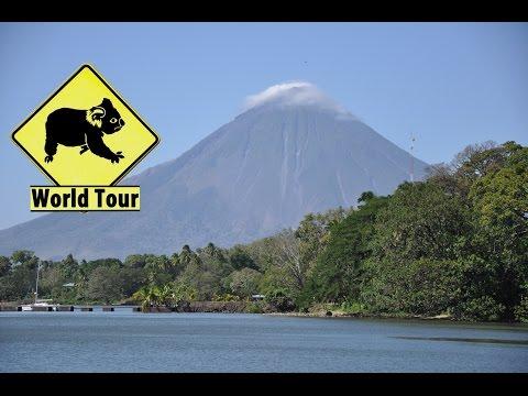 Voyage au Nicaragua île Ometepe Maryse & Dany © Youtube