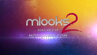 motionVFX mLooks 2
