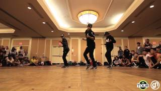 "theTOURDC Season 3 | QUICK CREW ""Odd Look"""