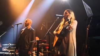 Cannonball - Skylar Grey (ft. Sam Harris of X Ambassadors) Live in Brooklyn 10/23
