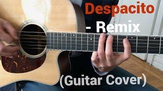 Despacito - Remix // Luis Fonsi, Daddy Yankee, Justin Bieber (Studio Guitar Cover)