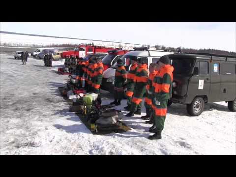 Командно-штабная тренировка  по тактике и технике тушения лесных пожаров