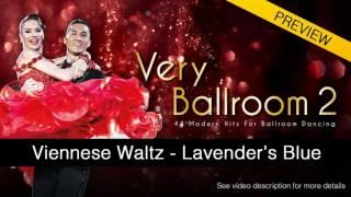 VIENNESE WALTZ | Dj Ice ft. Jonna - Lavender's Blue (from Cinderella) (58 BPM)