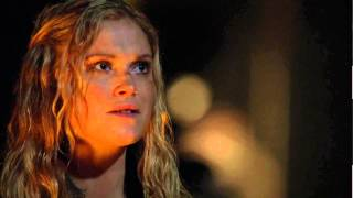 "Bellarke Scenes (132) ""it's worth the risk"" [THE 100 S02E09]"