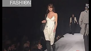 DIRK BIKKEMBERGS Fall 2003 2004 Paris - Fashion Channel