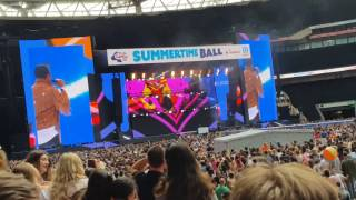Sigala - Sweet Loving (Live Capital Summertime Ball 2017)