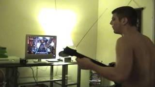 Guitar Hero 3 Failure Freakout (Through the Fire and Flames)