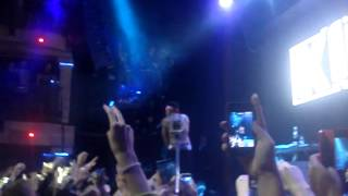 Kid Ink - Sunset (Live At Moscow)