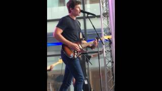 Shawn Mendes Ruin-Today Show 7/8/16 NYC