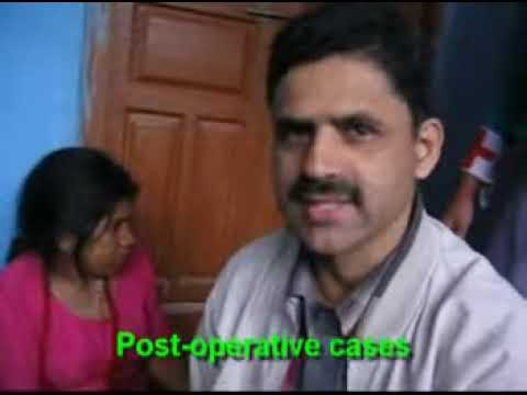 Burtibang Surgical Eye Camp Part 1, Baglung