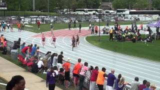 JaQueese Wilson 100m Victory at UCA