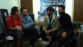 Linda Martini - Se Me Agiganto | Nas Pistas das Canções | Antena3Docs | Antena 3