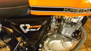 Kreidler Dice CR 125 - Gottfried Brand