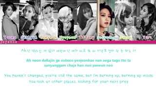 SNSD/Girls Generation - Lion Heart (Color Coded Han/Rom/Eng)