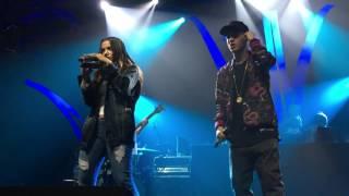 Anitta e Mc Kevinho Ensaia: O Grave Bater (Música Boa AoVivo)