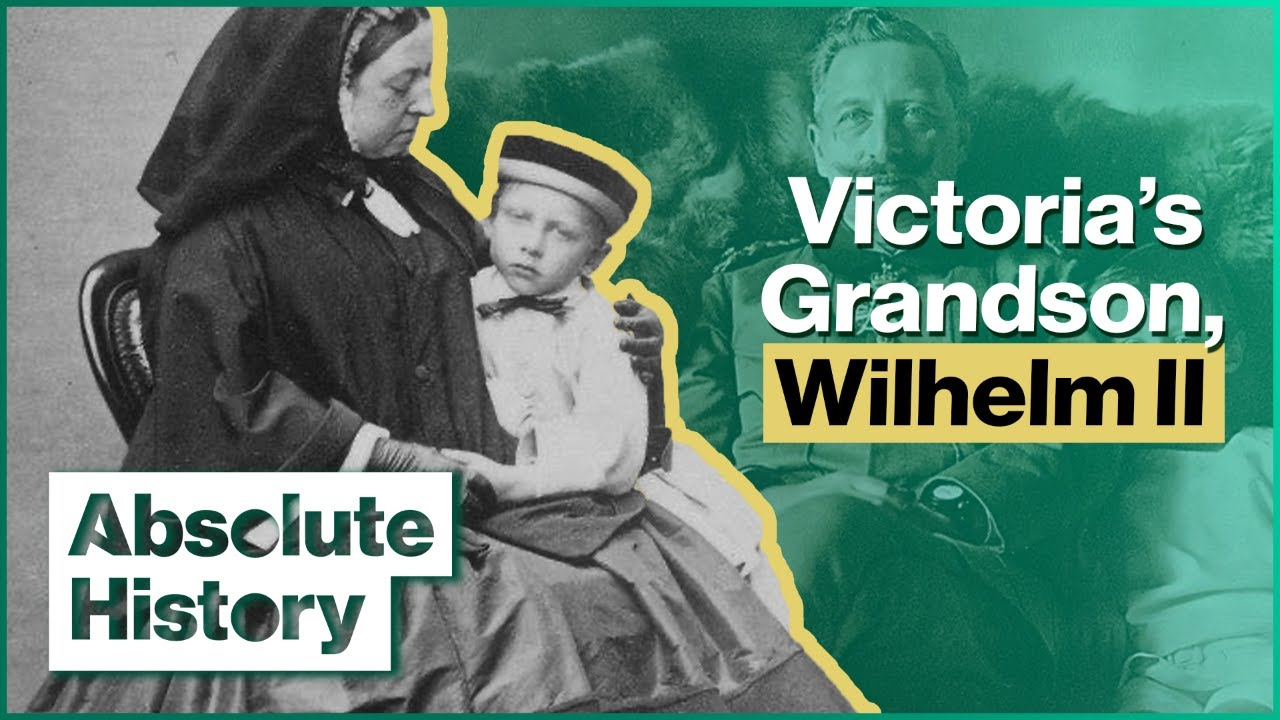 The Secret History Of Queen Victoria's Disabled Grandson | The Crippled Kaiser