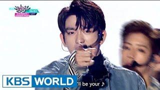 GOT7 - Hard Carry (하드캐리) [Music Bank COMEBACK / 2016.09.30]