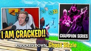 Tfue *SUPER CRACKED* Destroying Pros in Trios Champion Series!