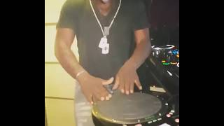 Dj Ignace live percussion