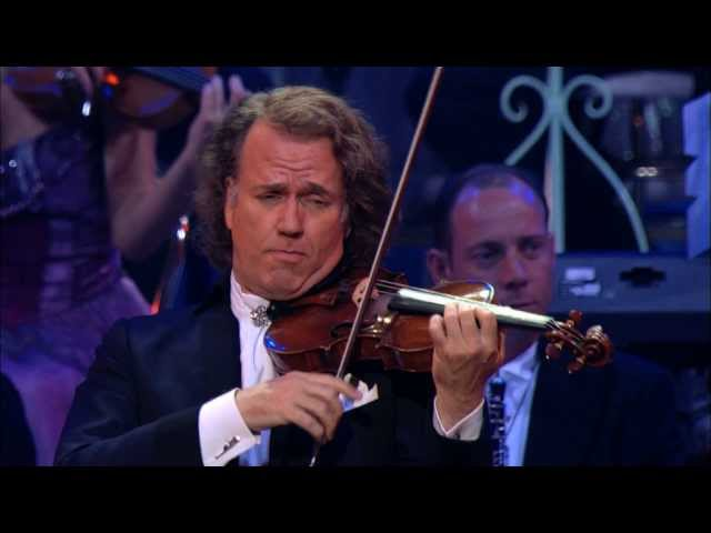"Vídeo de ""My Way"" de André Rieu"