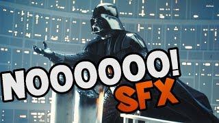 NOOOOO!!!! StarWars SFX #8 | Darth Vader Grito Efecto de Sonido