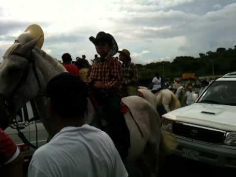 Fiestas de Diria Nicaragua 2011