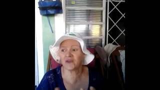 Testemunho da irmã Rosa que consegue a aposentadoria