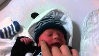 Baby Alex - Newborn - Sudbury, Ontario