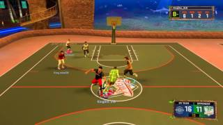 NBA 2K17 MyPark Mix!!!! D.K GVNG !!