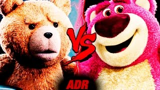 Ted VS. Lotso | ARENA DO RAP