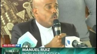 Padre Manuel Ruiz dice se espera justicia en caso Josef Wesolowski