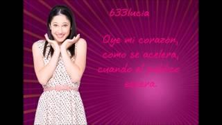 Violetta 2 - Alcancemos Las Estrellas - Letra