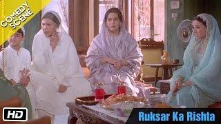 Ruksar Ka Rishta - Comedy Scene - Kabhi Khushi Kabhie Gham - Kajol