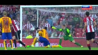 Athletic Bilbao vs Barcelona 40 Spain Super Cup 14082015 All Goals HD