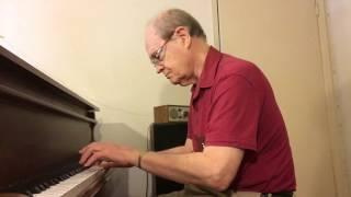 """ETarte, piano cover, Handel's Water Music, """"Air"""""""