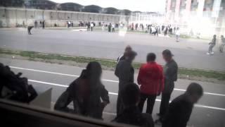 La promenade, lieu de radicalisation sous surveillance - Islamistes en prison