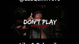 Nba Youngboy | Don't Play Type Beat @LaaQuinnVevo