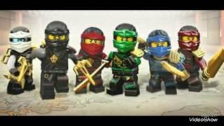 Ninjago song Runnin